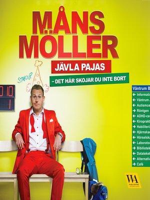 cover image of Jävla pajas