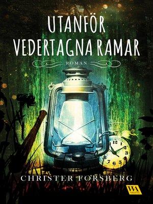 cover image of Utanför vedertagna ramar