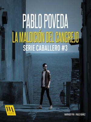 cover image of La maldición del cangrejo
