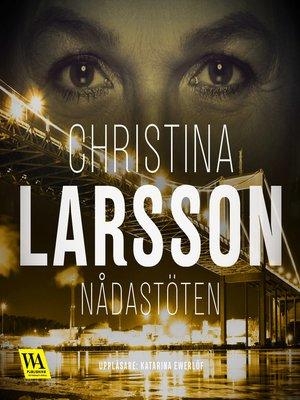 cover image of Nådastöten