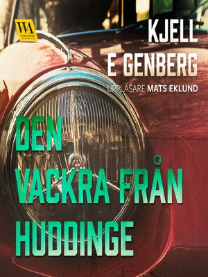 cover image of Den vackra från Huddinge