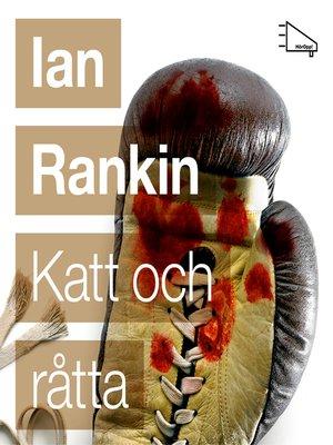 cover image of Katt och råtta