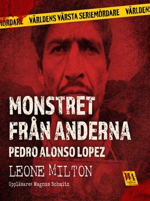 cover image of Monstret från Anderna