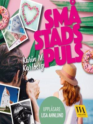cover image of Småstadspuls