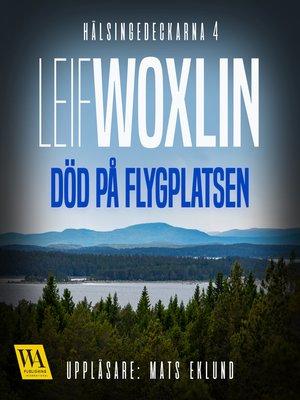 cover image of Död på flygplatsen