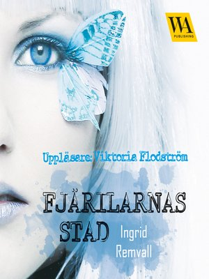 cover image of Fjärilarnas stad