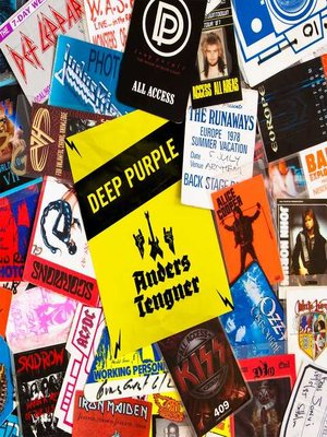 cover image of Access all areas--Deep Purple