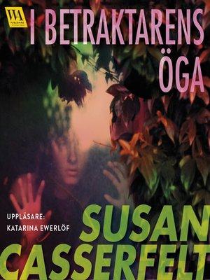 cover image of I betraktarens öga