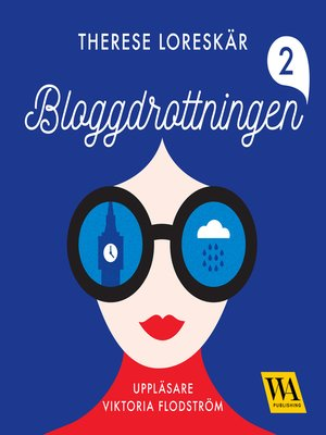 cover image of Bloggdrottningen