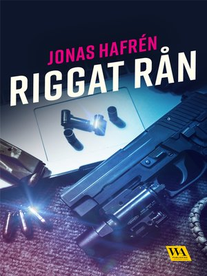 cover image of Riggat rån