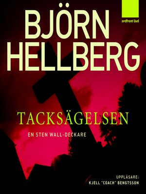 cover image of Tacksägelsen
