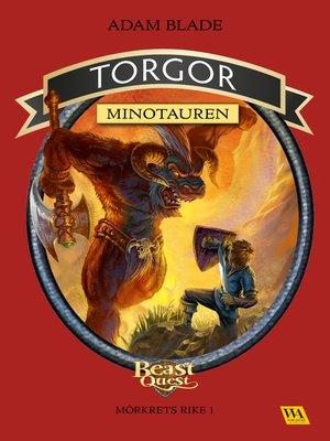 cover image of Torgor--minotauren