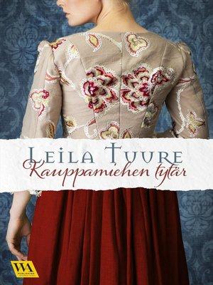 cover image of Kauppamiehen tytär