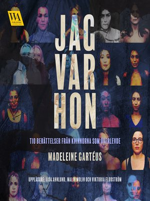 cover image of Jag var hon