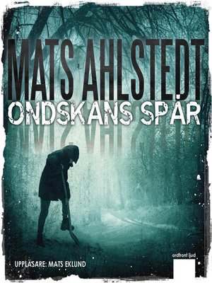 cover image of Ondskans spår