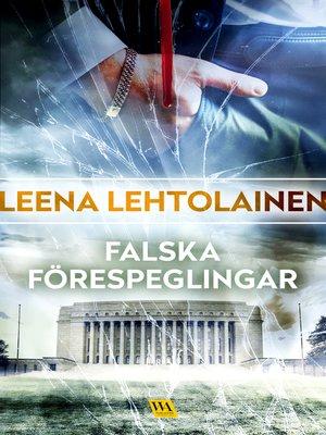 cover image of Falska förespeglingar