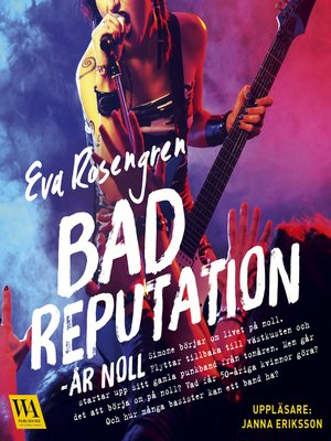 cover image of Bad reputation--År noll