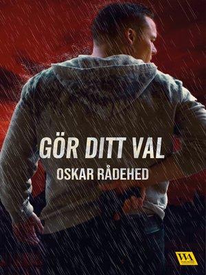 cover image of Gör ditt val