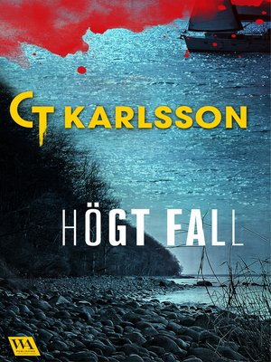 cover image of Högt fall