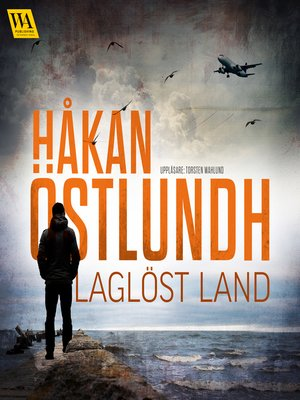 cover image of Laglöst land