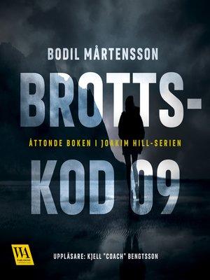 cover image of Brottskod 09