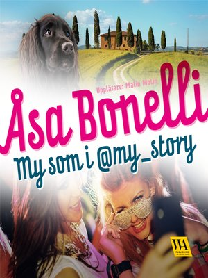 cover image of My som i @my_story