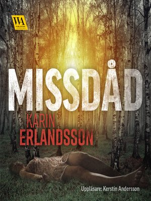 cover image of Missdåd