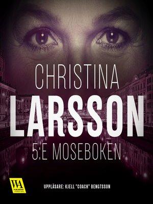cover image of 5:e Moseboken