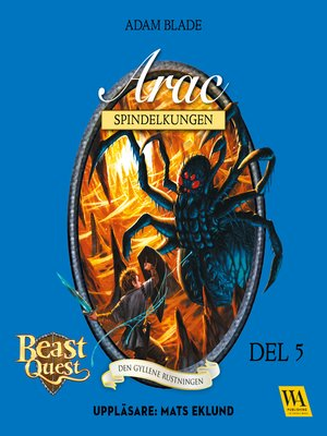 cover image of Arac--spindelkungen