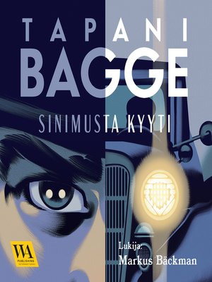 cover image of Sinimusta kyyti