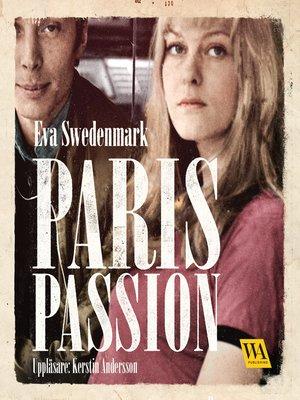 cover image of Paris passion