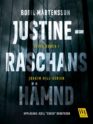cover image of Justine--Raschans hämnd