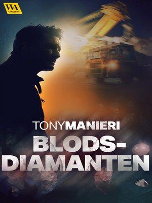 cover image of Blodsdiamanten