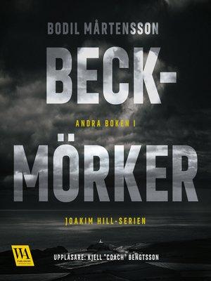 cover image of Beckmörker