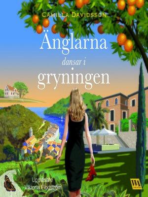cover image of Änglarna dansar i gryningen