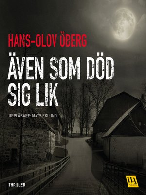 cover image of Även som död sig lik