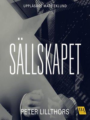 cover image of Sällskapet