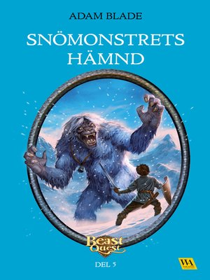 cover image of Beast Quest--Snömonstrets hämnd