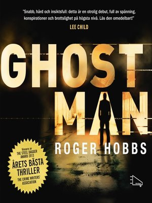 cover image of Ghostman, 1