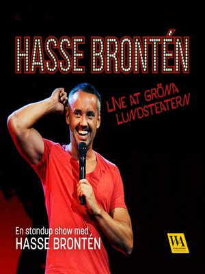 cover image of Hasse Brontén--Live at Gröna Lundsteatern