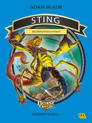 cover image of Sting--Skorpionmannen