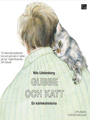 cover image of Gubbe och katt