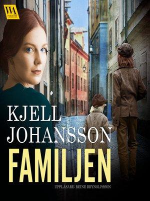 cover image of Familjen