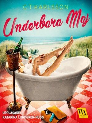cover image of Underbara Maj