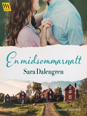 cover image of En midsommarnatt