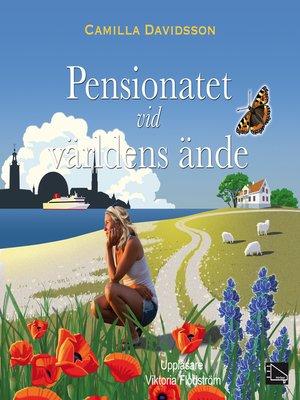 cover image of Pensionatet vid världens ände