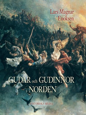 cover image of Gudar och gudinnor i Norden