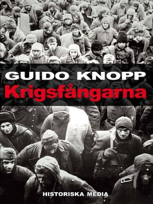 cover image of Krigsfångarna