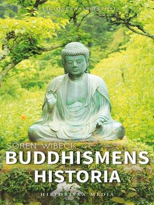 cover image of Buddhismens historia