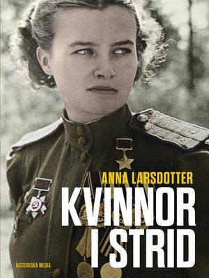 cover image of Kvinnor i strid